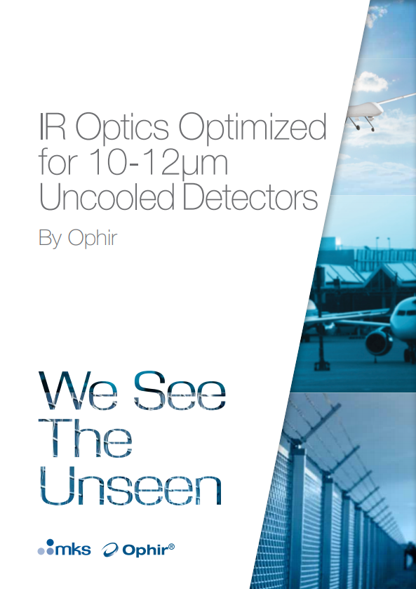 IR Optics LWIR (Optics Optimized for 10-12 Micron) Brochure