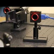 Camera Based Laser Beam Profiling with BeamGage