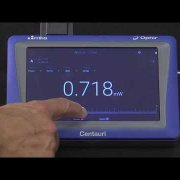 Part 3 - Using the Centauri Meter: Thermal Sensors