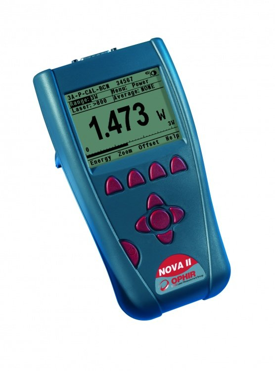 nova 2 Laser Power Meter & Energy Meter