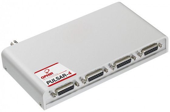 Pulsar 4 Channel PC Interface