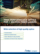 1 Micron Optics brochure