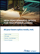 Optics for high power lasers