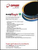 Black Magic Brochure