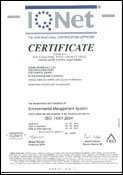 The International Certification Network (ISO 14001-2004)
